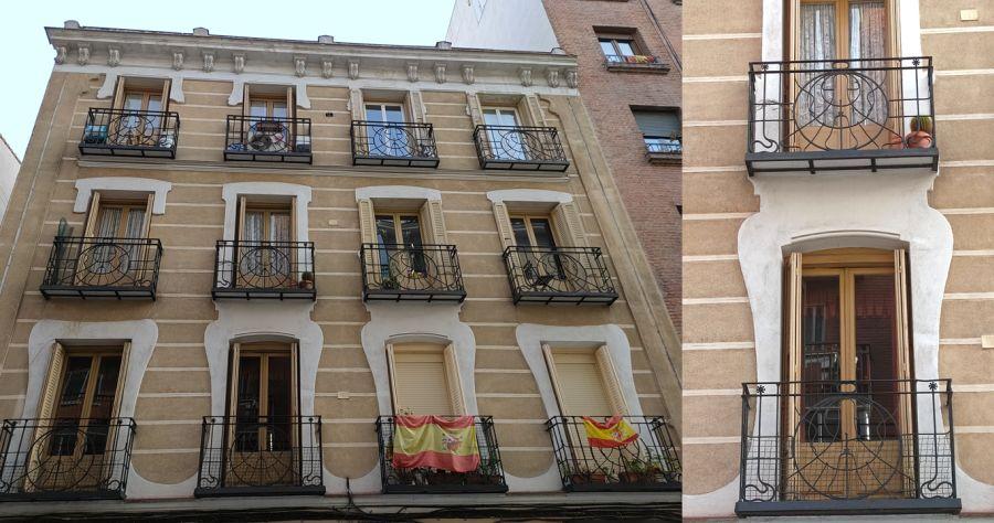 Viviendas para Francisco González (calle Raimundo Lulio, 10)