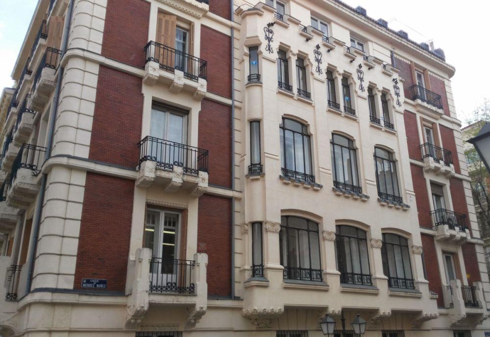 Viviendas para José González del Valle (calle Ruiz de Alarcón, 13)