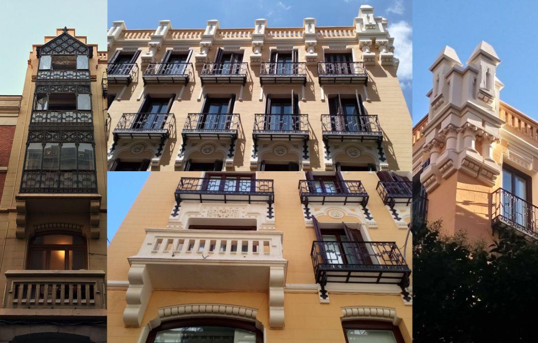 Viviendas para Francisco Rodríguez Avial (calle Salvador, 4 y Lechuga, 1)