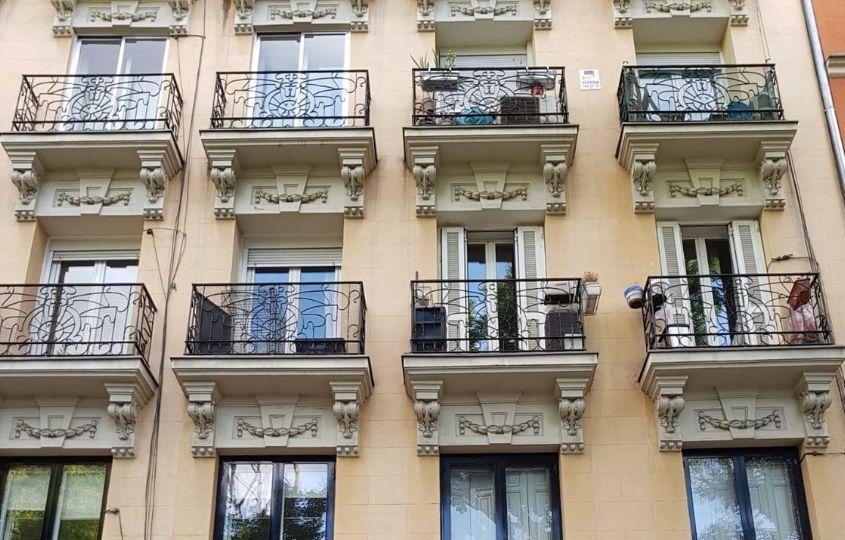 Viviendas para Eufrasio Villanúa (calle Segovia, 61)