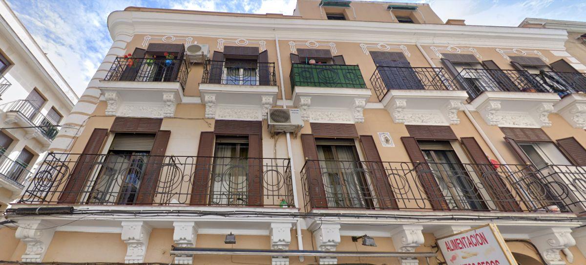 Viviendas para Hermila San Miguel (calle de Antillón, 5)