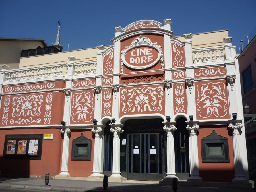Cine Doré - Filmoteca Nacional (calle Santa Isabel, 3)