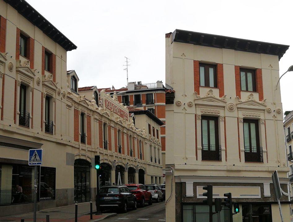 Edificio Lamarca Hermanos (calle Fernando VI, 10)