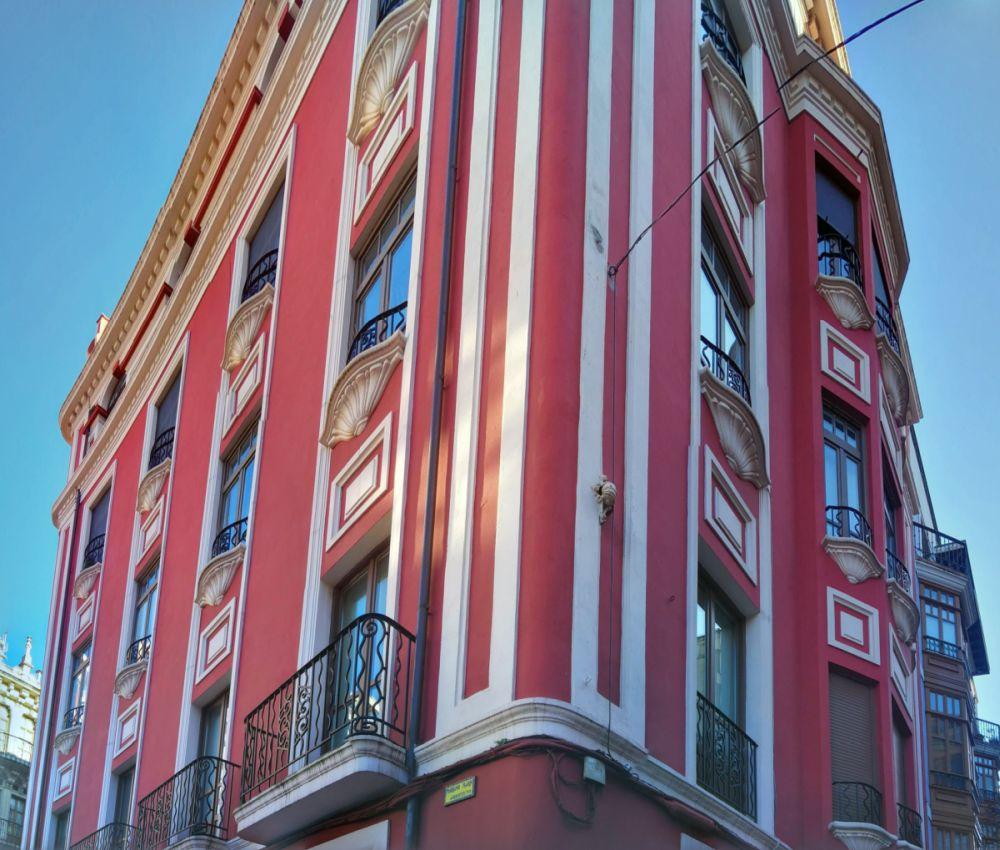 Gijón Art Decó previo a la Exposición de Artes Decorativas de 1925 en París