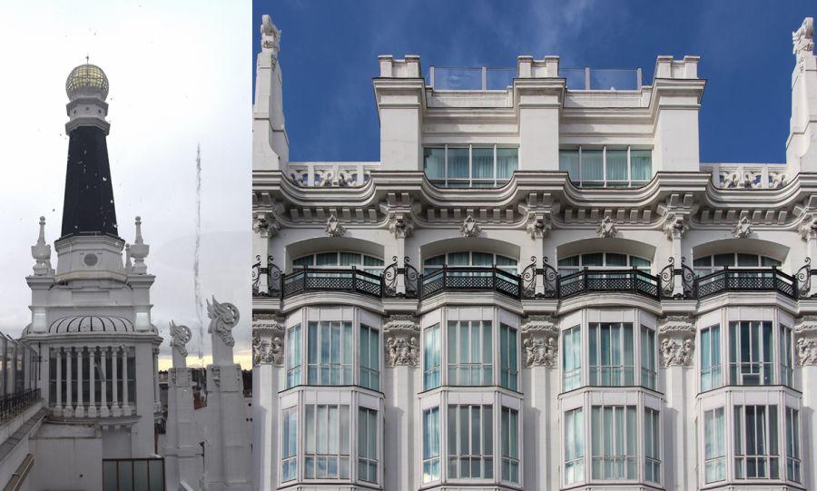 Hotel Reina Victoria (plaza de Santa Ana, 14)
