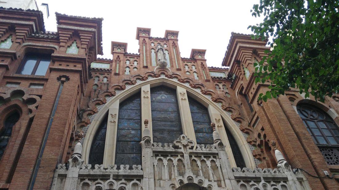 Iglesia de la Buena Dicha (calle Silva, 21)