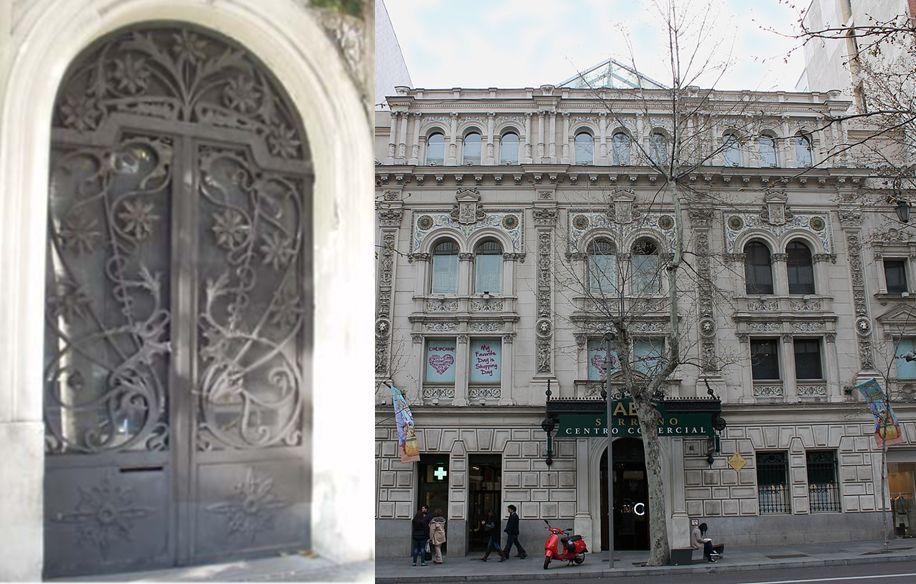 Inicios Modernismo de Madrid