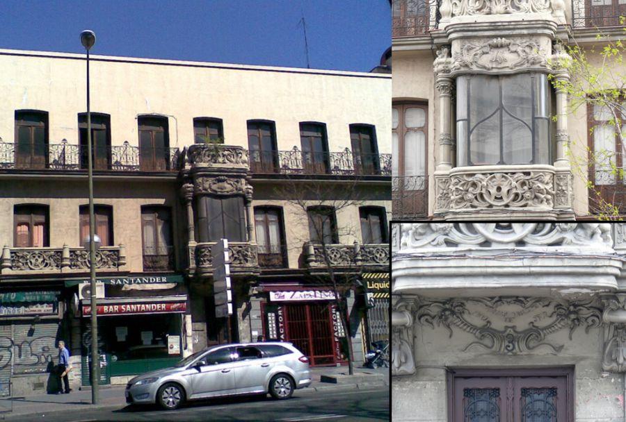 Inicios Modernismo madrileño en Vallecas