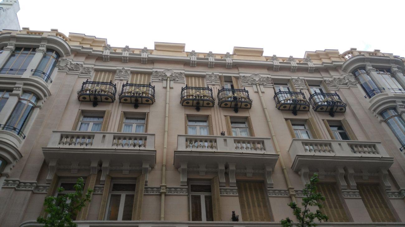 Viviendas para Tomás Rodríguez (calle Marqués de Villamejor, 3)