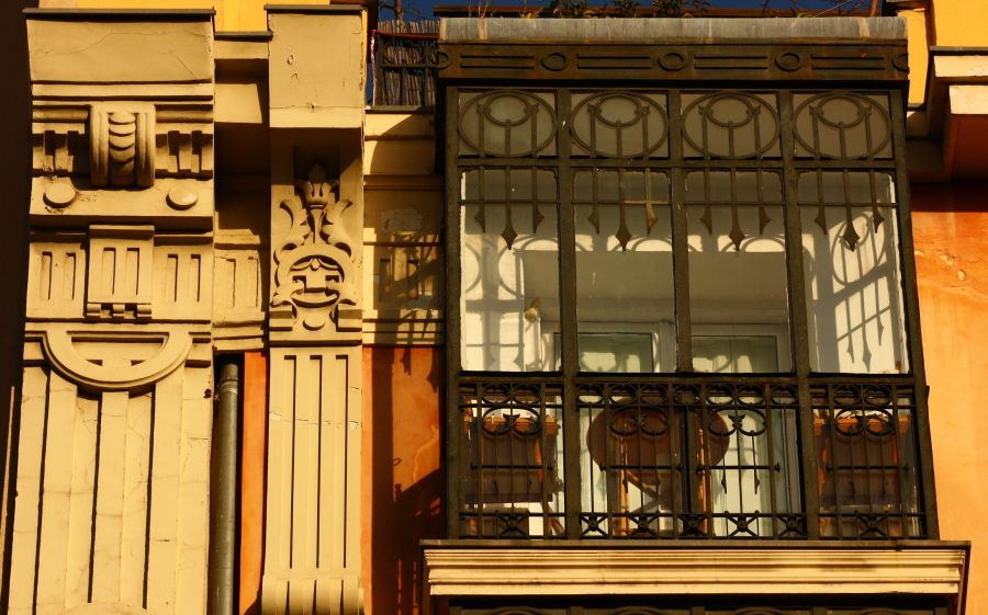 Viviendas para Don Antonio Ulled (calle Bailén, 47)
