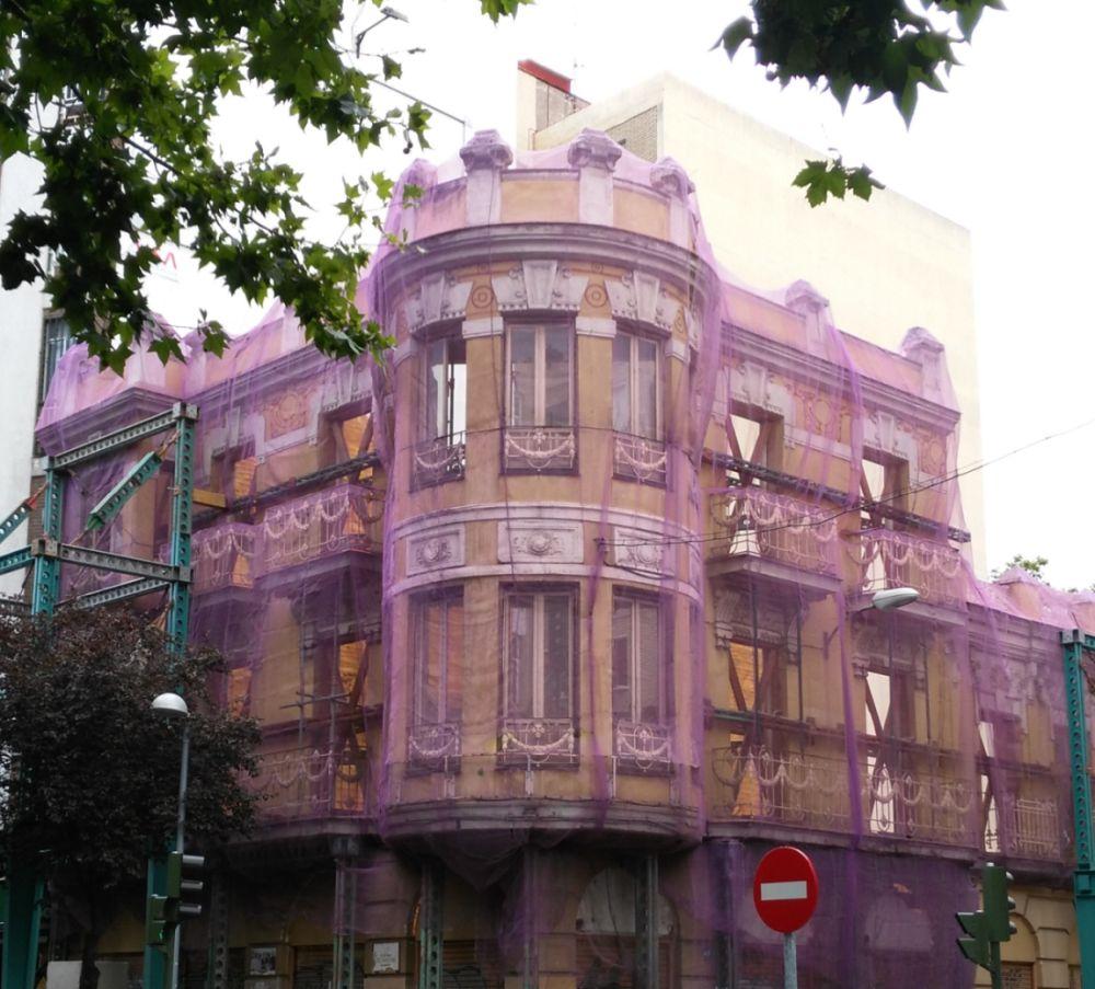 Madrid modernista en calle López de Hoyos 112