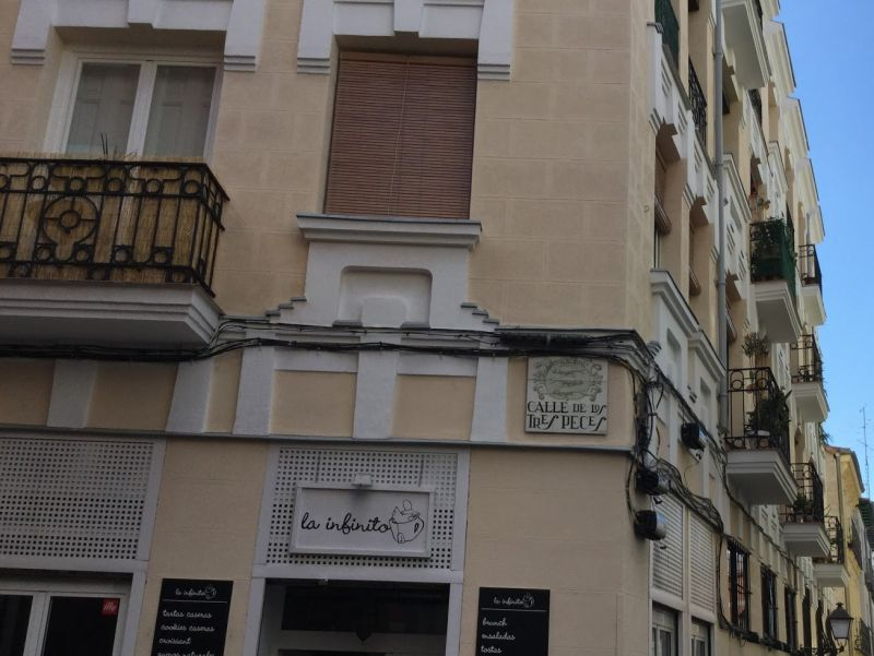 Viviendas para Petra Cobelo (calle Torrecilla Leal, 15)