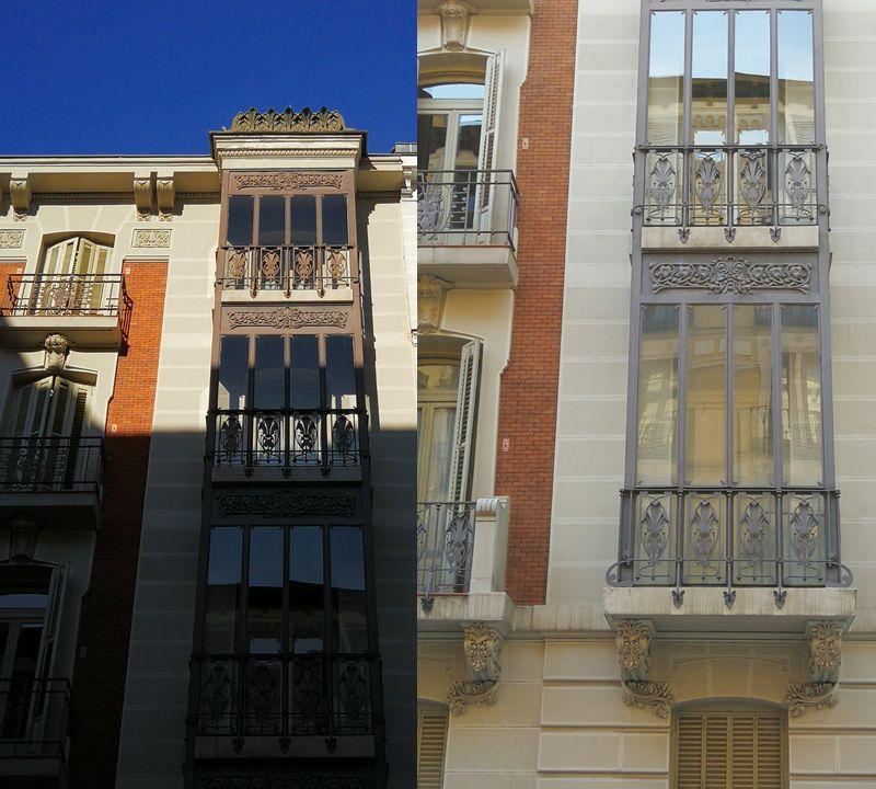 Viviendas para José Tomás Salvany (calle Valenzuela, 5)