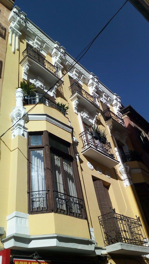 Viviendas para Enrique González (calle de las Fuentes, 1)