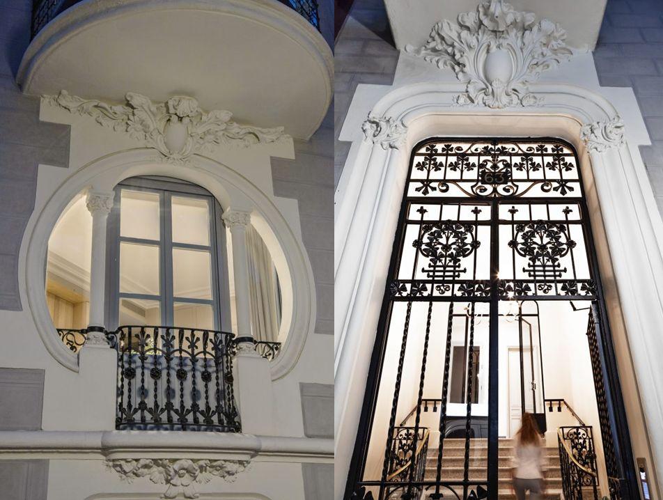 Madrid modernista en la calle Ayala