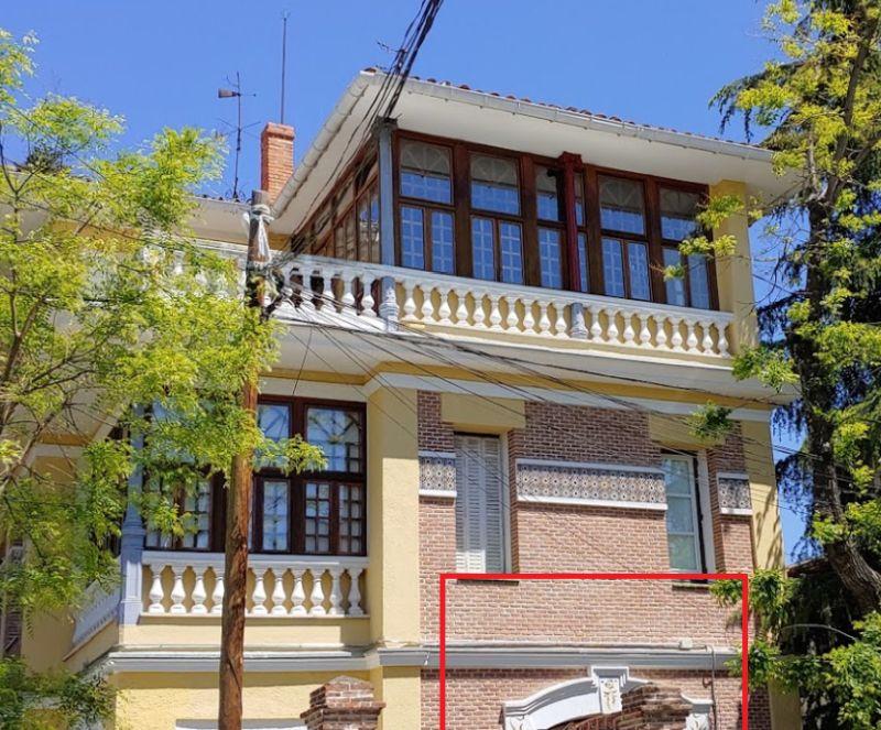 Madrid modernista en la calle Rodríguez Lázaro 15B