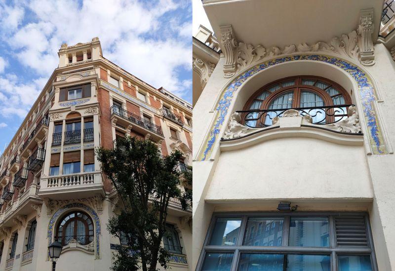 Viviendas para Francisco del Río (calle Duque de Sesto, 2 y Antonio Acuña, 9)