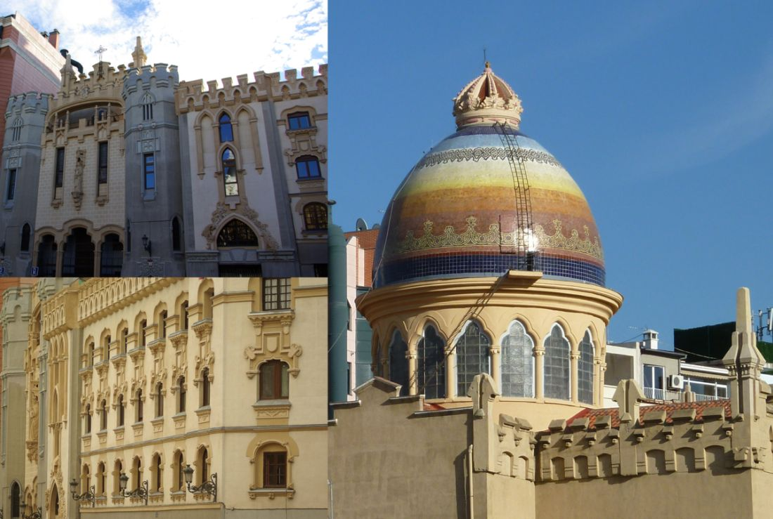 Iglesia de Santa Teresa y San José y Convento de los Padres Carmelitas (plaza de España, 12)