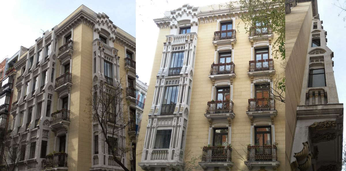 Viviendas para Manuel Arnús (calle Alfonso XI, 12)