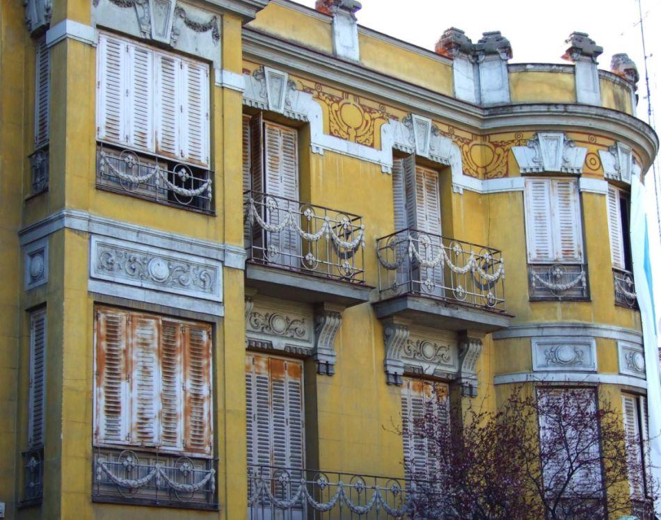 Modernismo madrileño en el barrio de Prosperidad