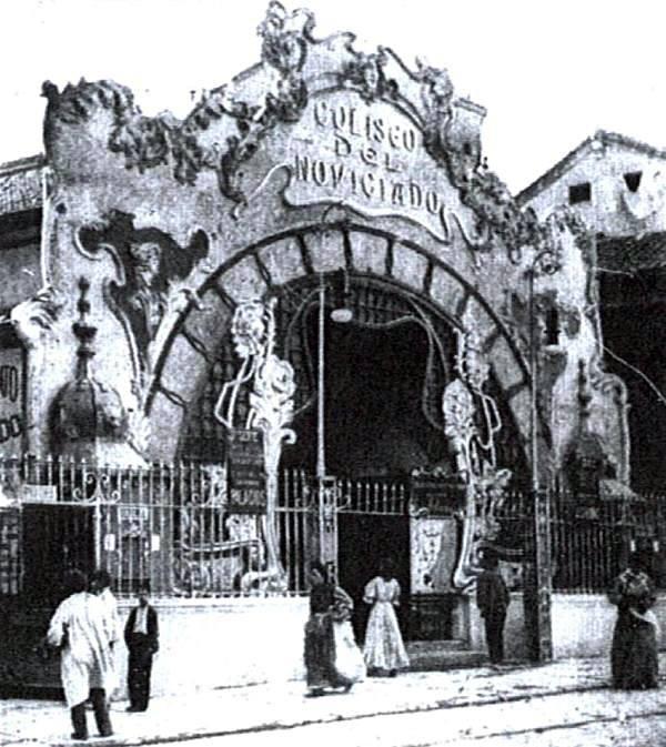 Modernismo madrileño que ha desaparecido