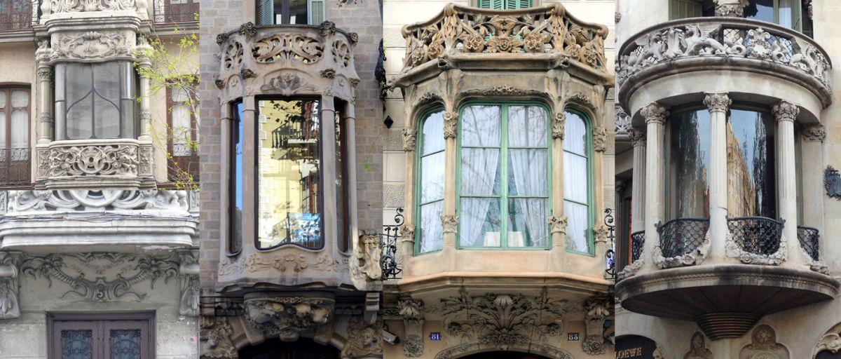 Modernismo madrileño y su relación con el de Barcelona