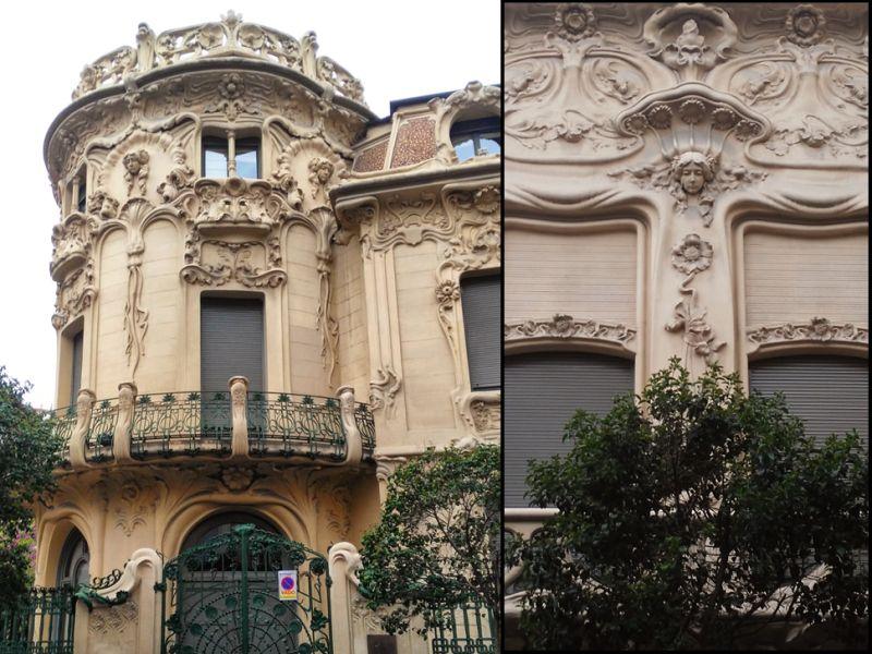 Palacio de Longoria, la obra más famosa del Modernismo madrileño