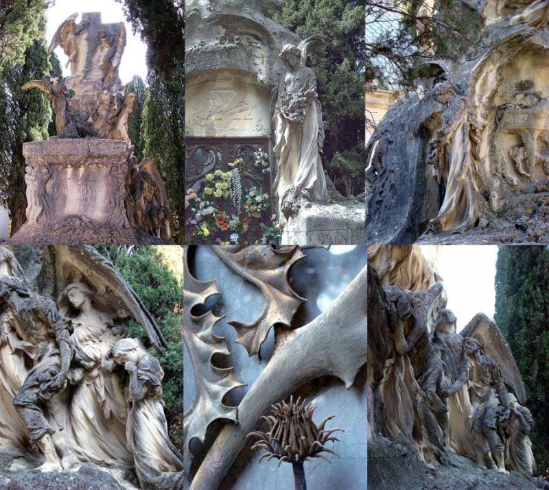 Panteón Guirao o de Luisa Sancho Mata (Cementerio Sacramental de San Isidro)