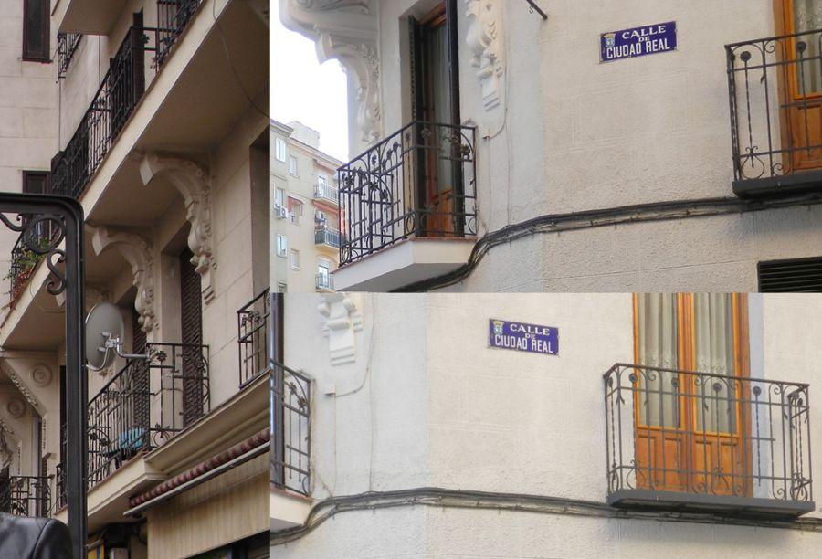 Viviendas para Juan García (paseo de las Delicias, 60 y 62, así como, calle Ciudad Real, 1)