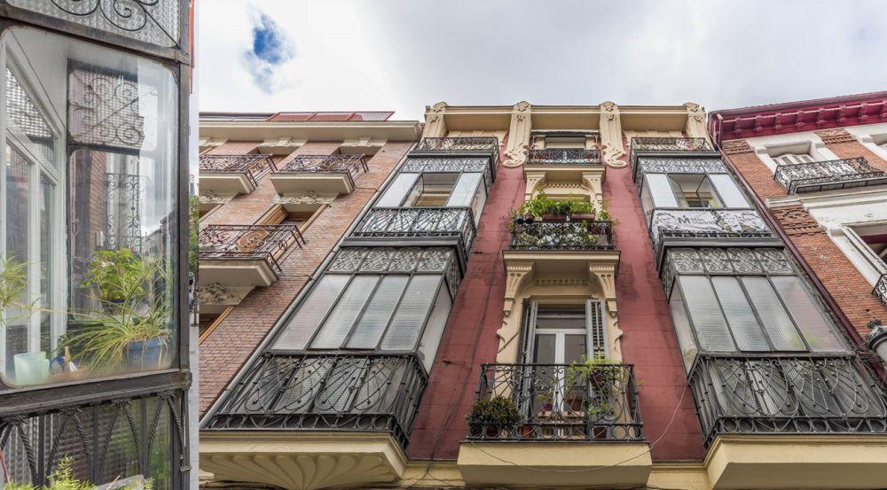 Viviendas para Carmen Picón (calle Cañizares, 12)
