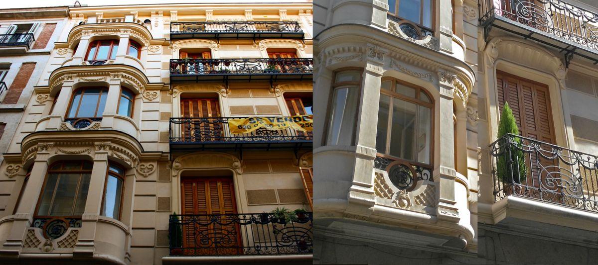 Viviendas para Claudio Rodríguez (calle del Prado, 8)