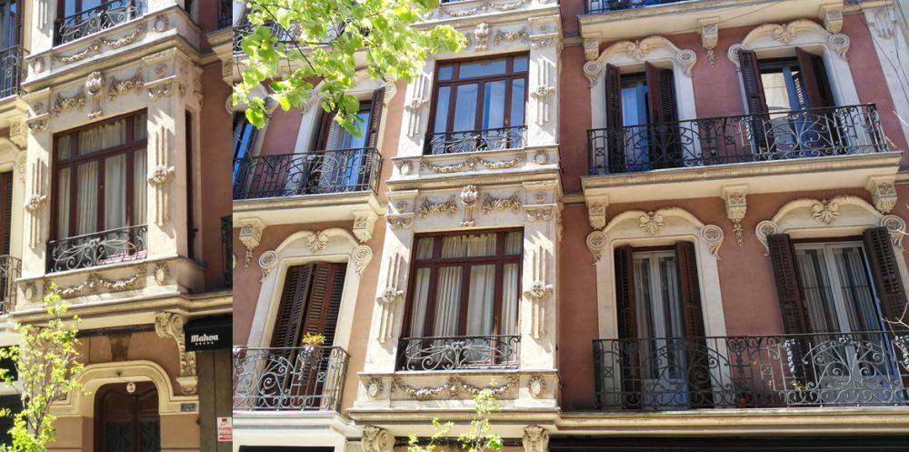 Viviendas para Manuel Alonso y Pedro Lacalle (calle Milaneses, 1 y 3)