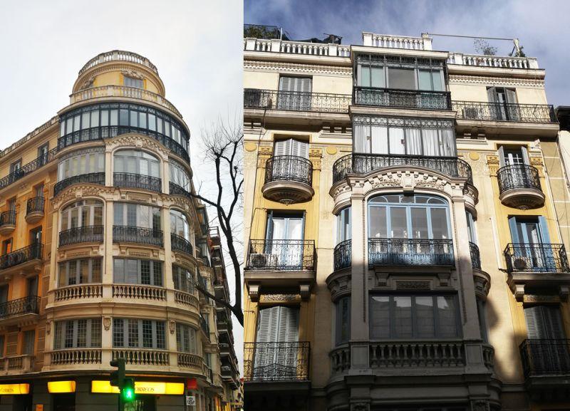 Viviendas para Modesto González (calle Fuencarral, 132 y Alburquerque, 2)