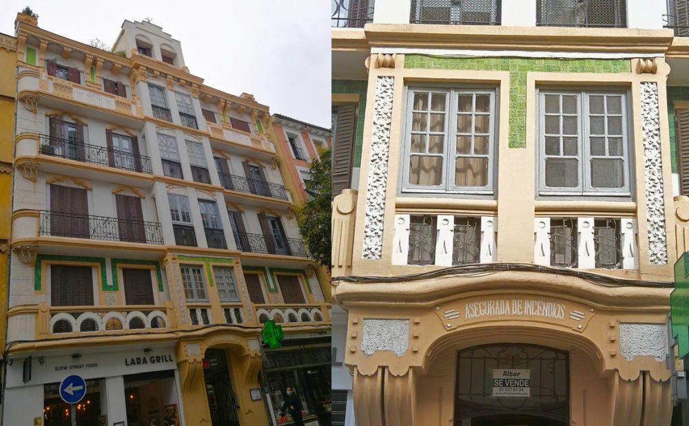 Viviendas para Ramón Méndez (calle Hortaleza, 96)