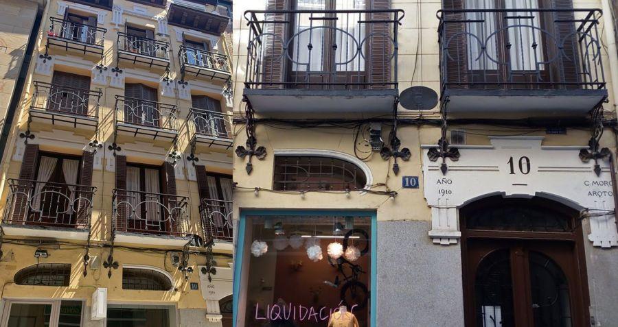 Viviendas para Soledad Suárez (calle Regueros, 10)