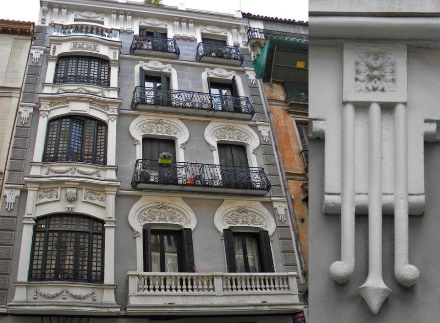 Viviendas para Vicente López (calle Atocha, 47)