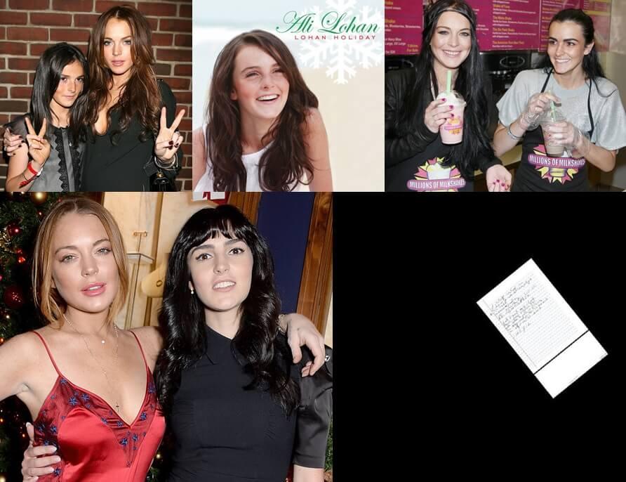 Discografía de Lindsay Lohan con Aliana Lohan Holiday Xanax