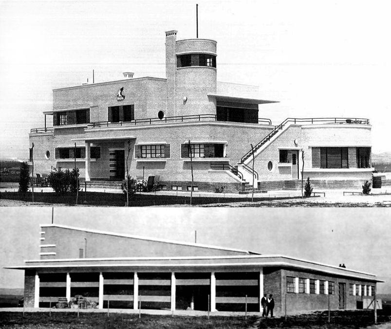 Edificios desaparecidos de Madrid Art Decó