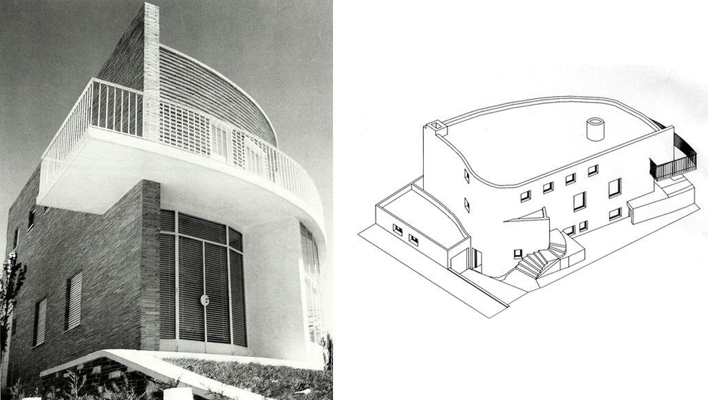 Edificios desaparecidos de Madrid arquitectura moderna