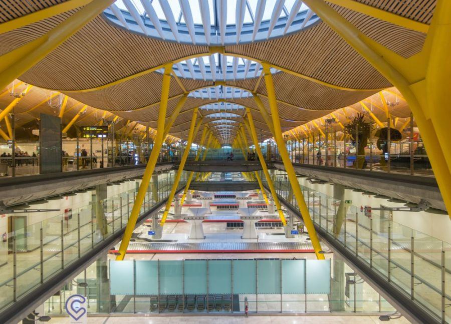 Historia Aeropuerto de Barajas