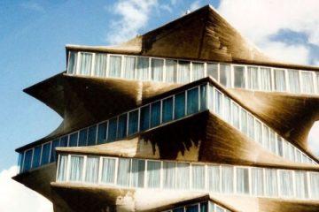 Edificios desaparecidos de Madrid