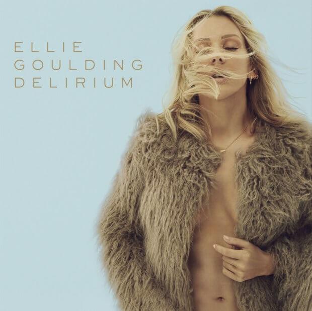 Portada de Delirium, el nuevo disco de Ellie Goulding
