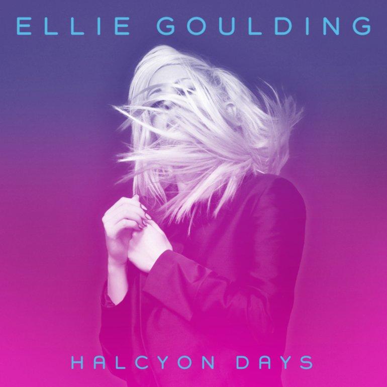 Portada de Halcyon Days de Ellie Goulding