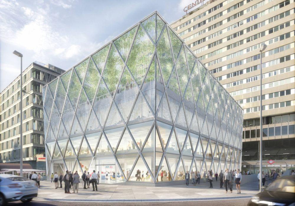 Sustituto Edificio Barclays Norman Foster