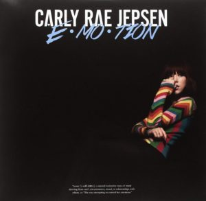 Discos injustamente ignorados Emotion Carly Rae Jepsen