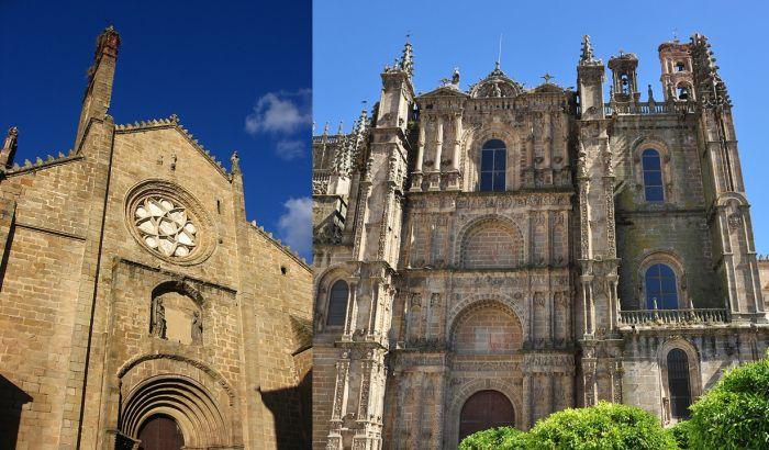Catedral Vieja y Nueva de Plasencia