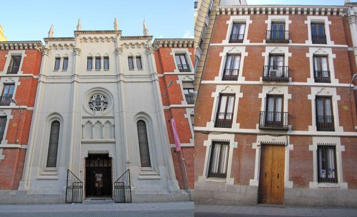 Catedrales de Madrid la Iglesia Catedral del Redentor