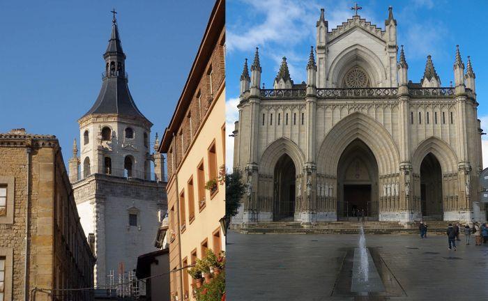 Catedrales de Vitoria