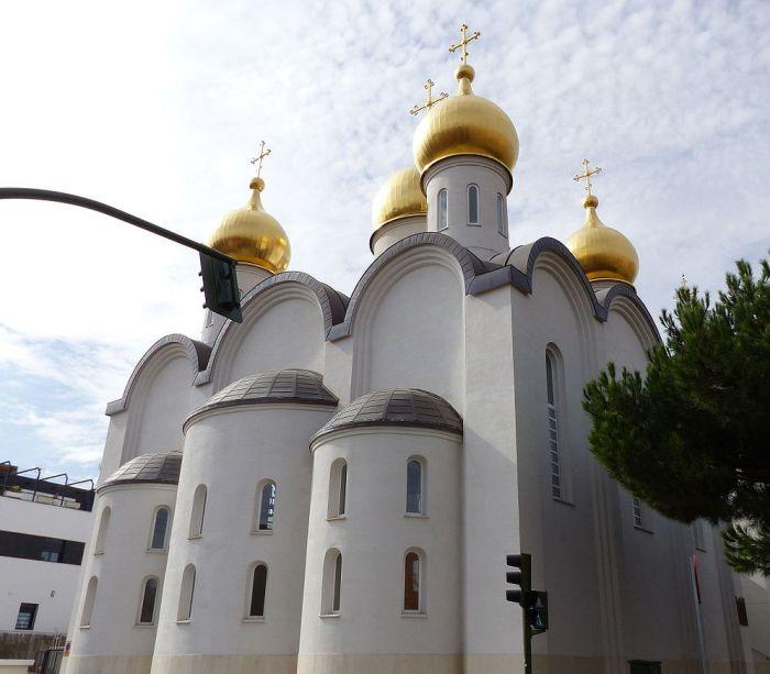 Iglesias ortodoxas de Madrid