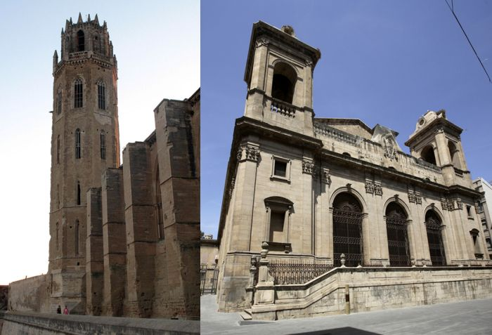 Seu y catedral Nueva de Lérida